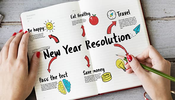 8 Ways To Keep Your New Year Resolutions Alive