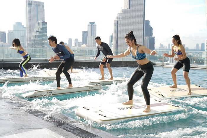 H2series Water Workout Classes In Thailand 2