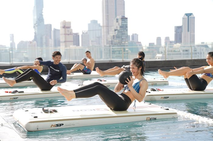 H2series Water Workout Classes In Thailand 4