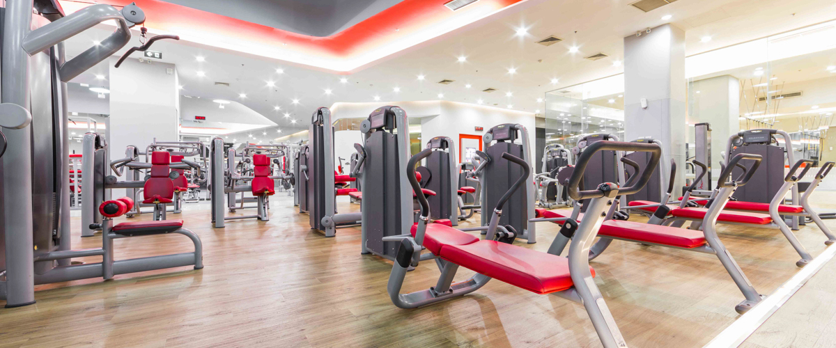 Fitness First CentralPlaza Grand Rama9 - Gym Centre In Thailand