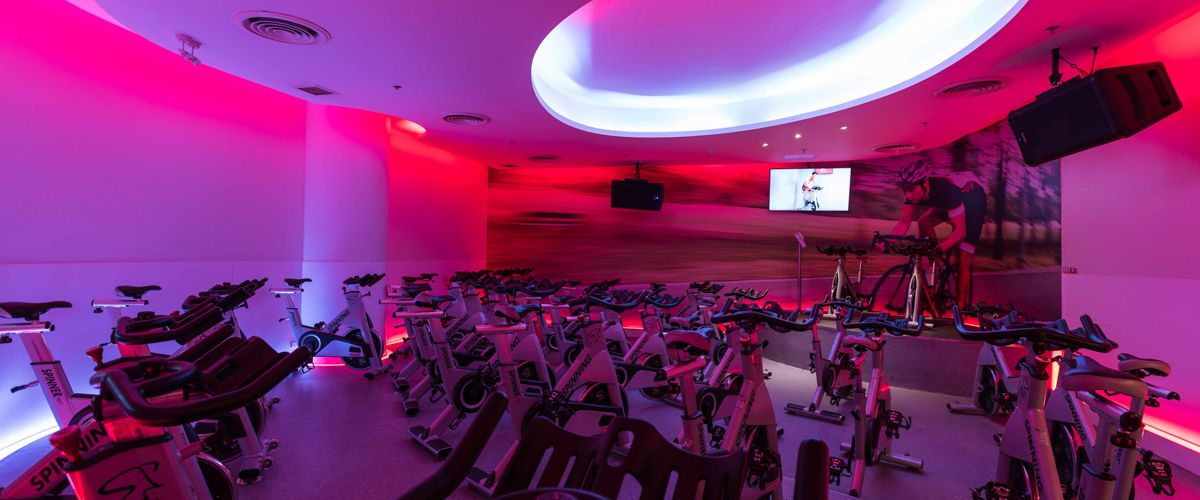 Fitness First CentralPlaza Chaengwattana Cycling Studio