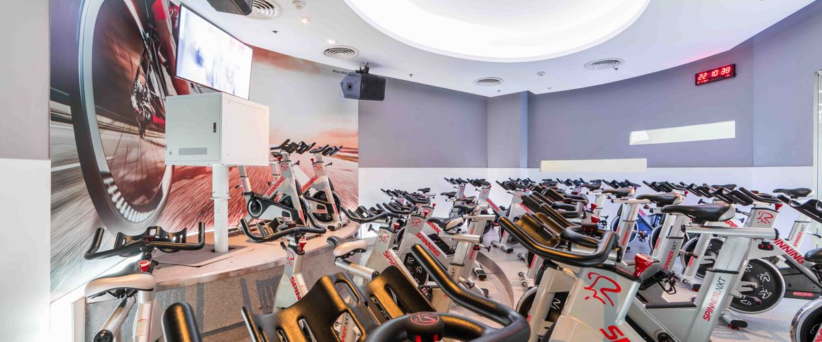 Fitness First CentralPlaza Chonburi Cycling Studio