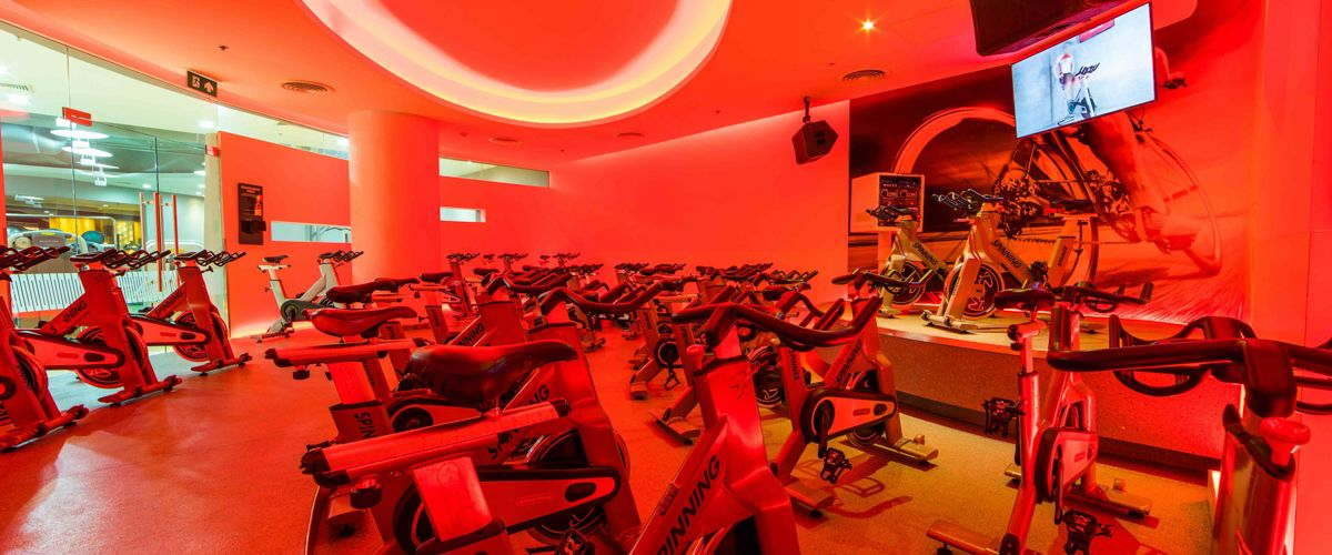 Fitness First CentralPlaza Khonkaen Cycling Studio