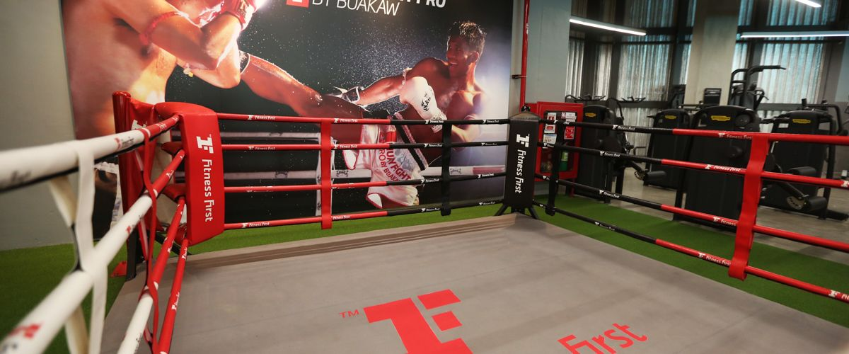 Fitness First CentralPlaza Rama 2 Boxing Area
