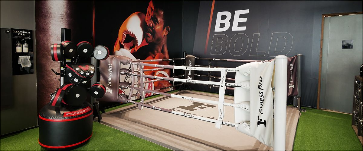 Fitness First Club Icon Boxing Zone
