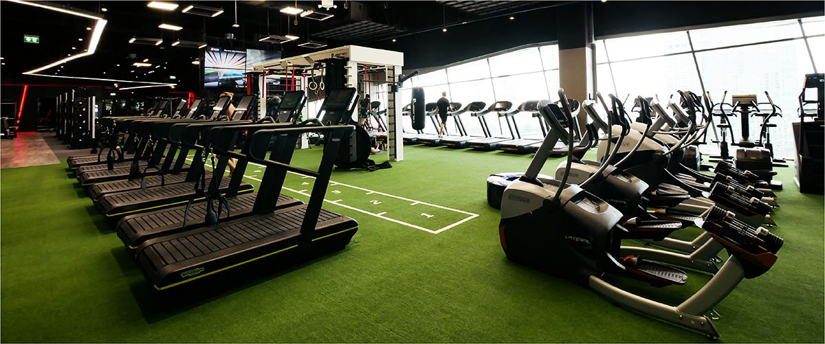 Fitness First Club Icon Cardio Zone