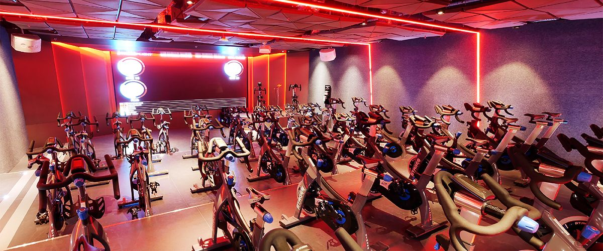 Fitness First Club Icon Club Cycling Studio
