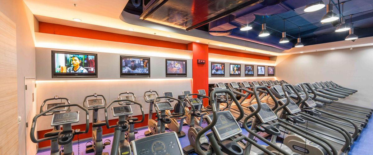 Fitness First Home Pro Petchkasem Cardio Area