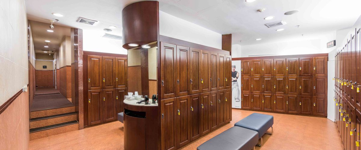 Fitness First Home Pro Petchkasem Locker