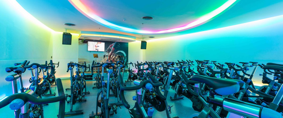Fitness First Seacon Square Cycling Studio