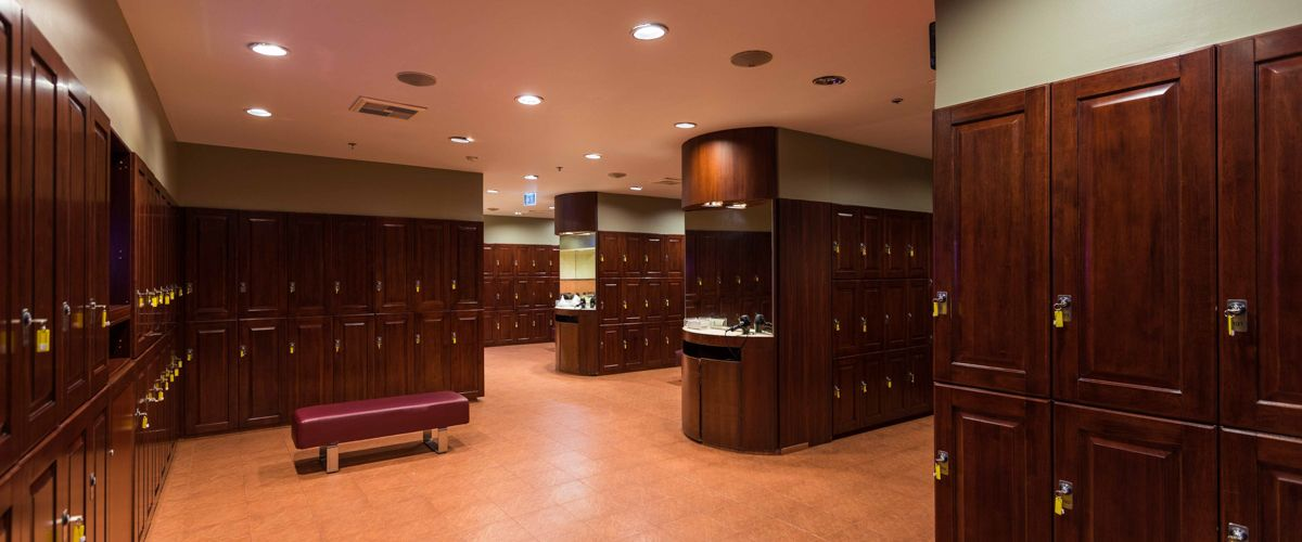 Fitness First Seacon Square Locker