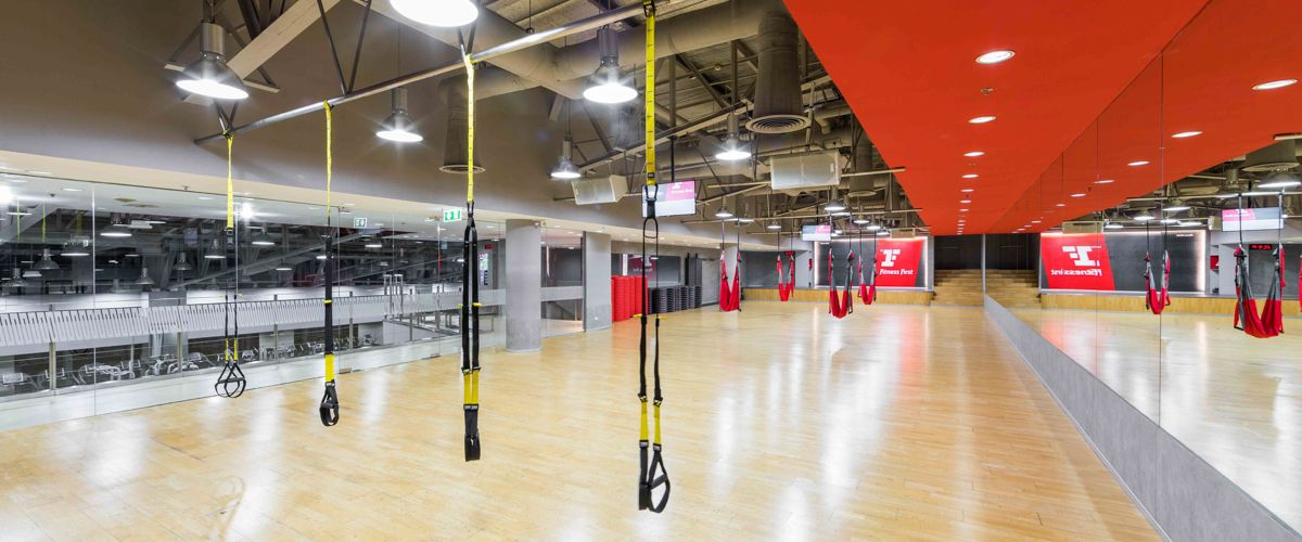 Fitness First The Mall Bangkapi Gx Studio