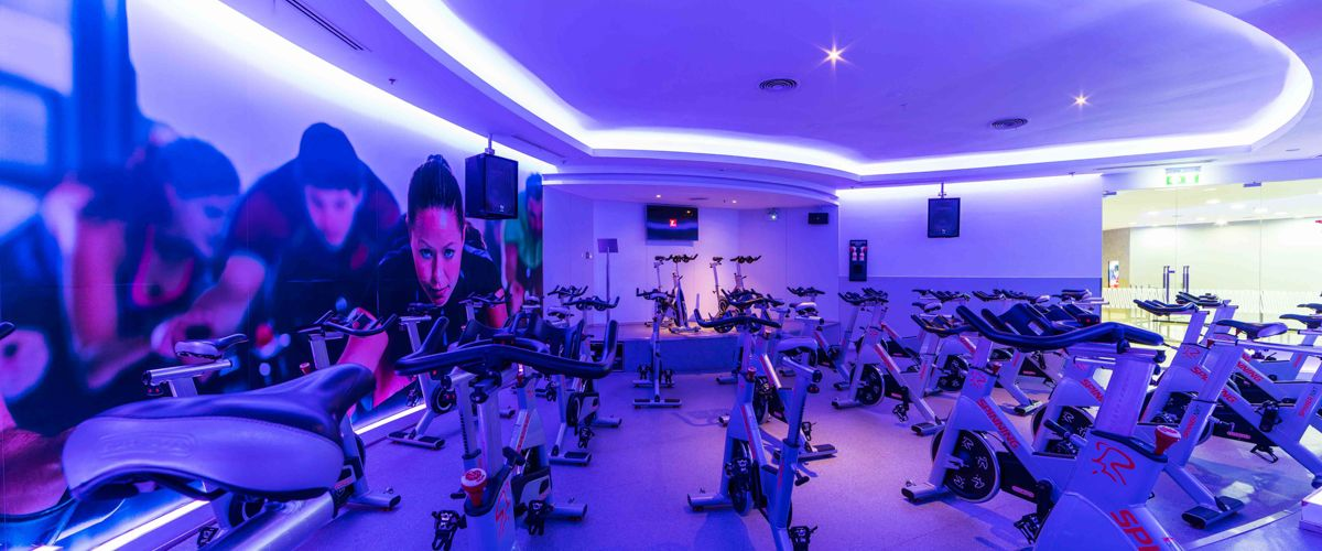 Fitness First The Mall Bangkhae Cycling Studio