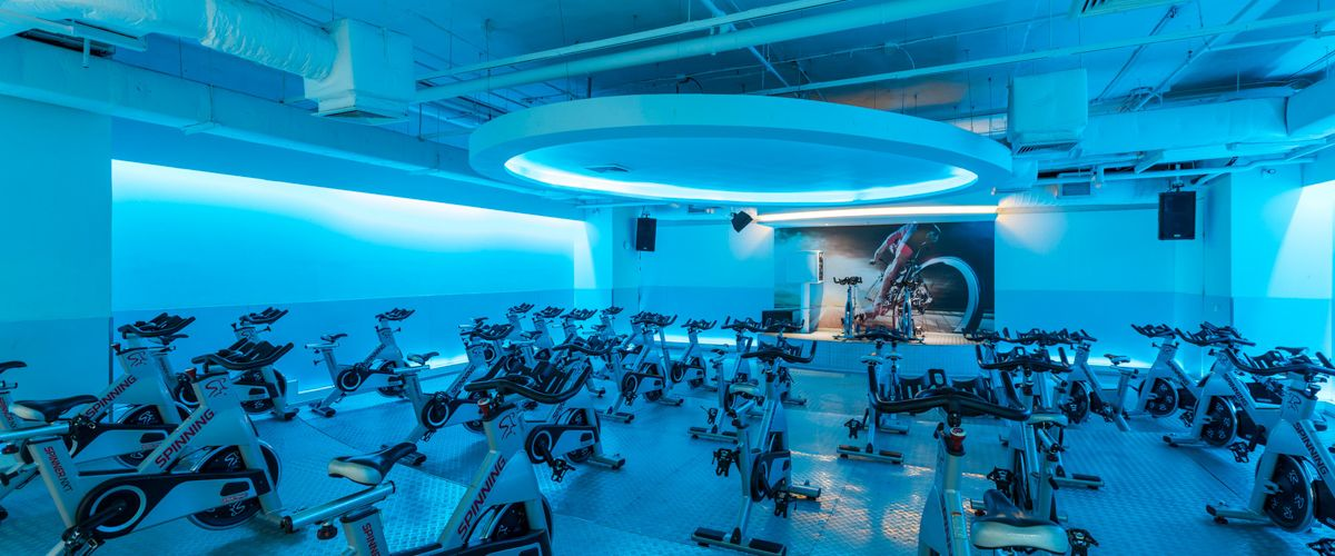 Fitness First The Mall Ngamwongwan Cycling Studio