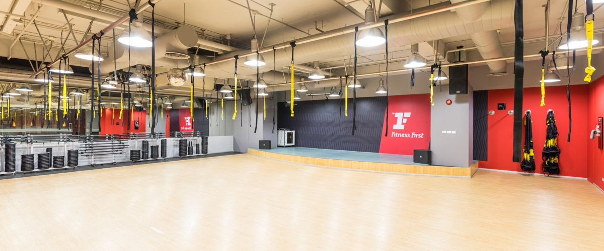 Fitness First The Mall Ngamwongwan Gx Studio
