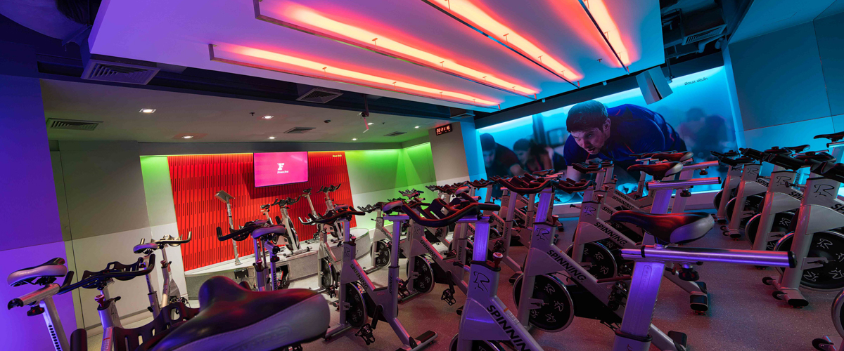cycling studio